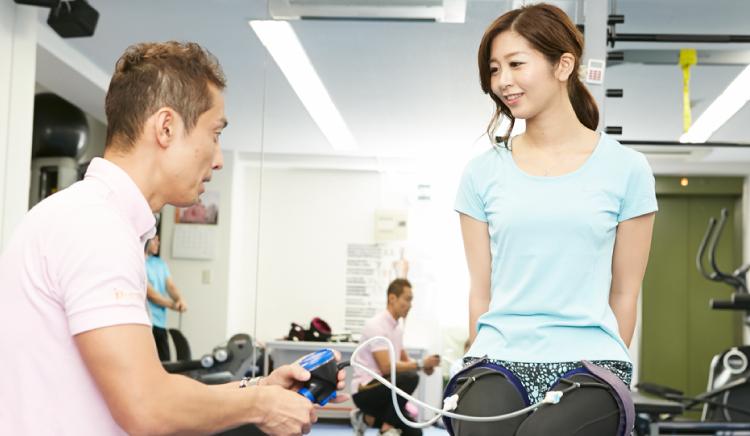 加圧筋力トレーニング