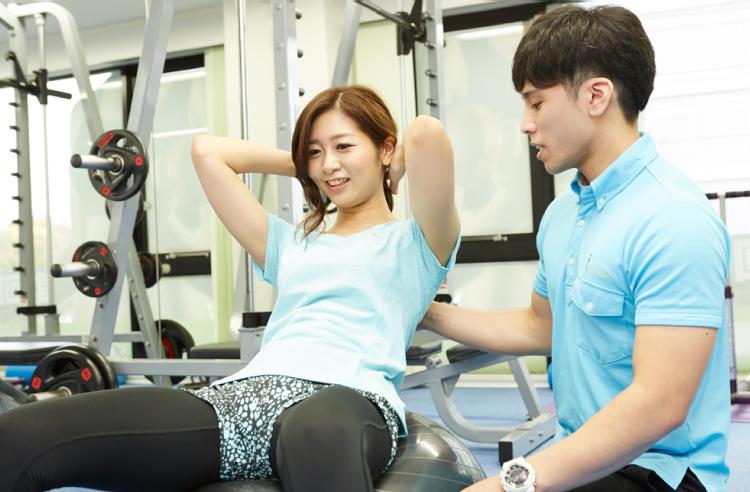 体幹(コア)トレーニング